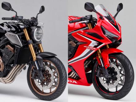ニューモデル・CB650R&CBR650Rが2019年3月15日より遂に国内販売をスタート!