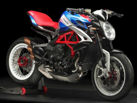 MV AGUSTAから世界限定200台の特別モデル・Dragster800 RR Americaが登場!
