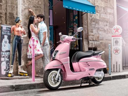 ADIVAが取り扱いを行なうプジョースクーターに新モデル・DJANGO125 ABSとDJANGO125 EVASION ABS+が登場!