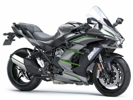 電子制御サスペンション採用のSE+も国内導入!2019年モデルのKAWASAKI Ninja H2 SXシリーズが登場