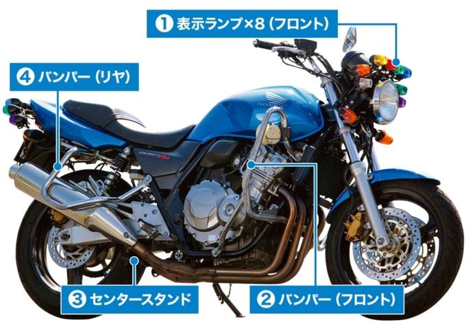 教習車ってどんなバイクか知ってる?