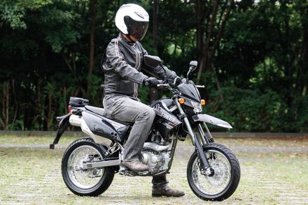 Kawasaki D-トラッカー125