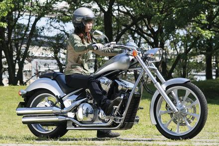 HONDA VT1300CX ABS