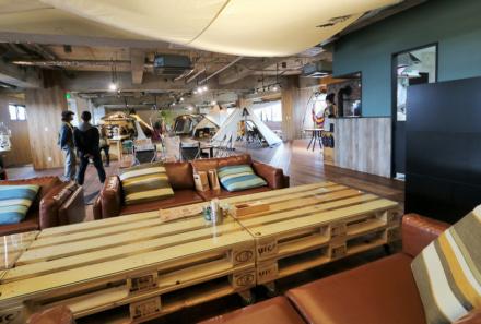 安心・快適なそとあそびを提供するogawa GRAND lodge CAFEがオープン