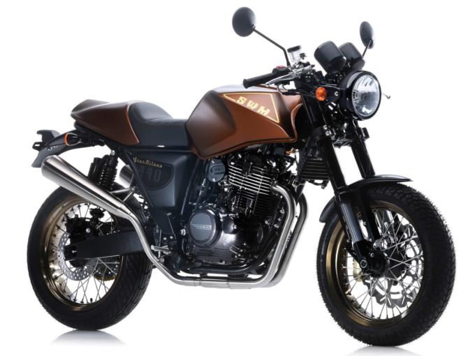SWM グランミラノ400