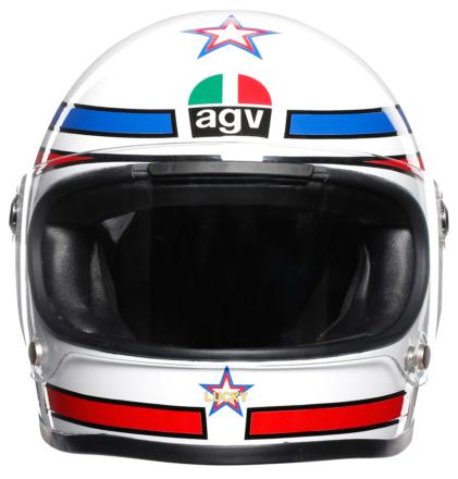 AGVのクラシカルなフルフェイスヘルメット&ハーフヘルメットに2019年の新色が登場!