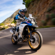 BMW F850GS Adventure走行イメージ