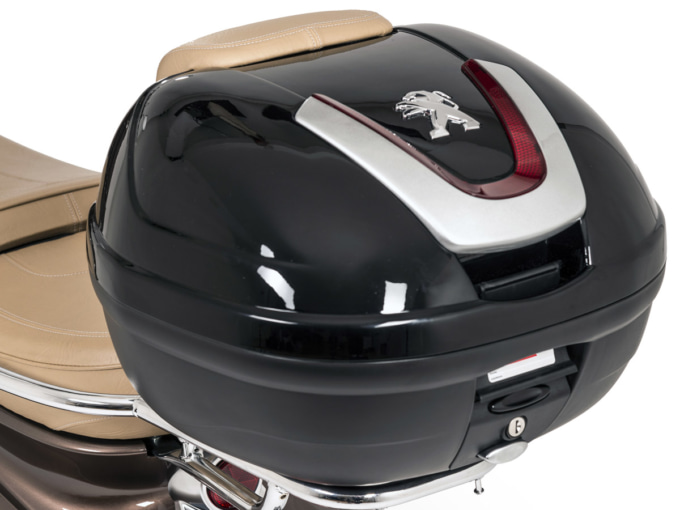 ジャンゴ125アリュール ABS DXのトップケース