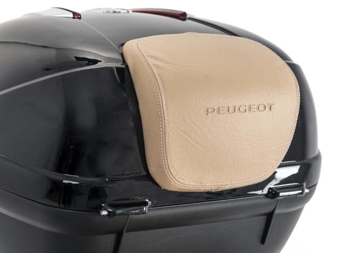 ジャンゴ125アリュール ABS DXのトップケースに付いているクッション