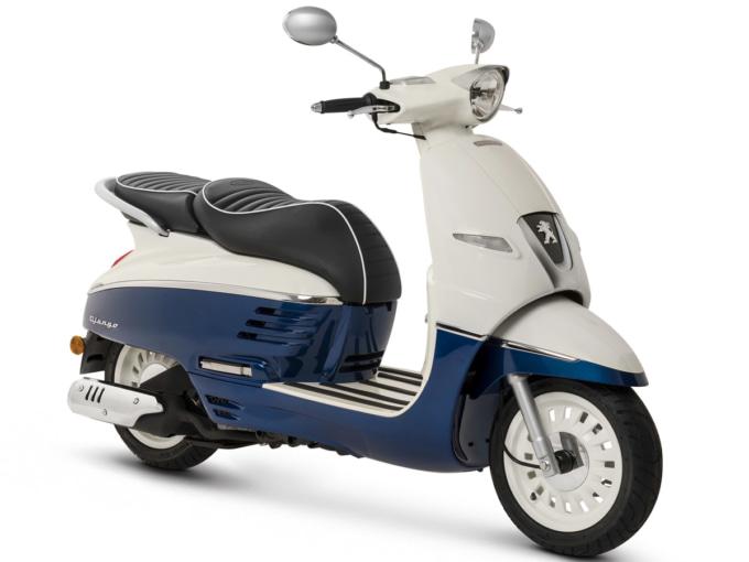 ジャンゴ125エバージョン ABS ディープオーシャンブルー
