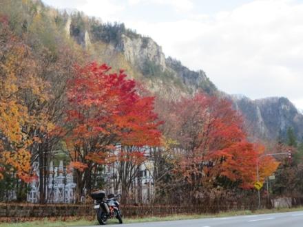 名残りの秋