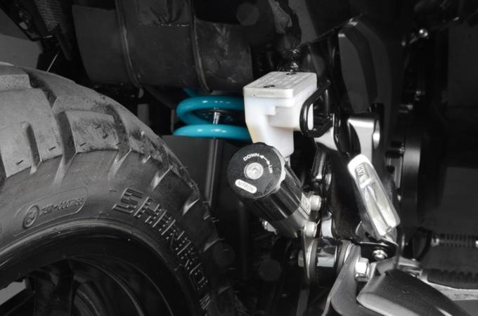 NITRON MONO SHOCK R1 V-STROM250('17-) 装着イメージ