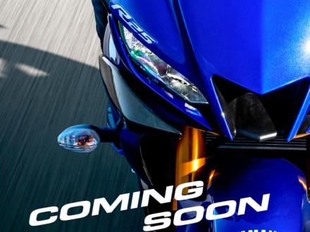 2019年モデルの新型ヤマハ YZF-R25の国内販売が決定!公式サイトのトップページに新型YZF-R25の姿が