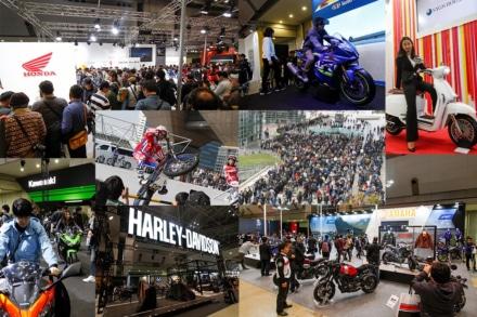 大阪/東京モーターサイクルショーがやってくる!高校生や新規ライダーの入場料が無料になるキャンペーンも
