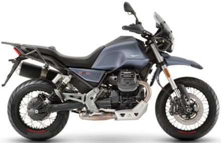 Moto Guzzi V85 TT アトラスブルー