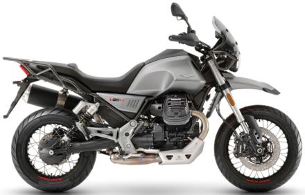 Moto Guzzi V85 TT アタカマグレー