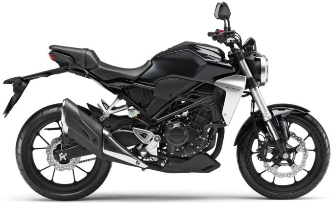 ホンダ CB250R 2018年モデル ブラック