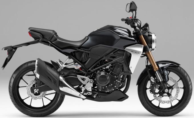 ホンダ CB250R 2019年モデル ブラック