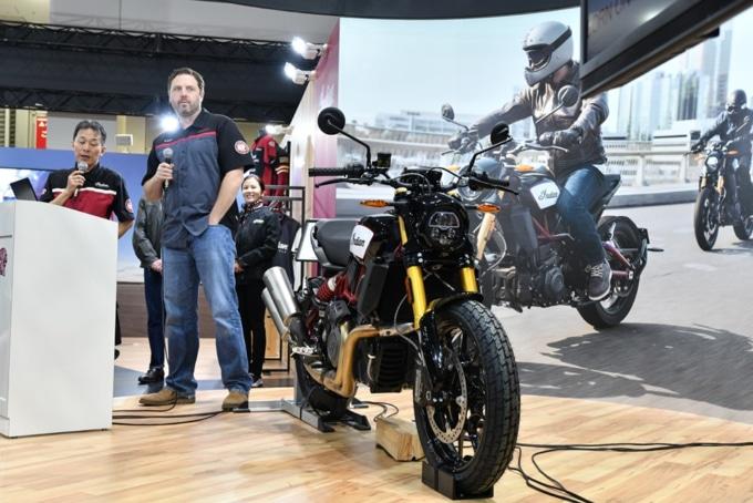 Indian Motorcycle FTR1200
