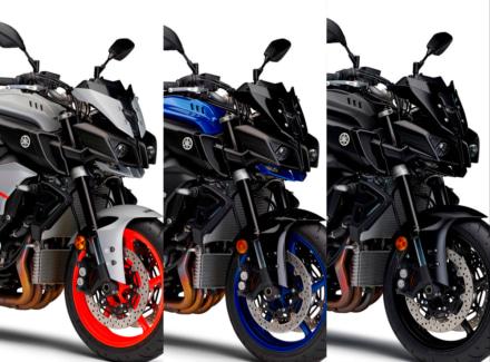 カラーバリエーションを一新した2019年モデルのヤマハ MT-10 ABSが4月1日より販売開始!