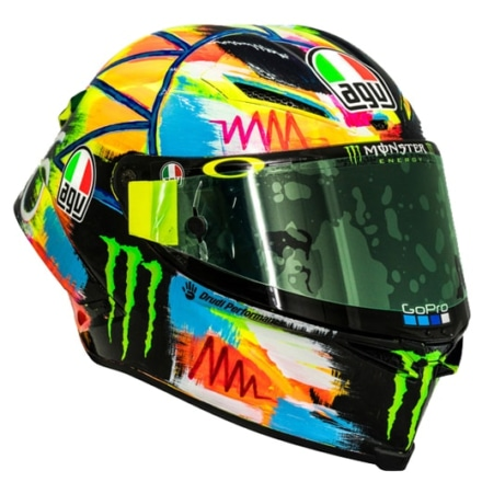AGV ROSSI WINTER TEST 2019