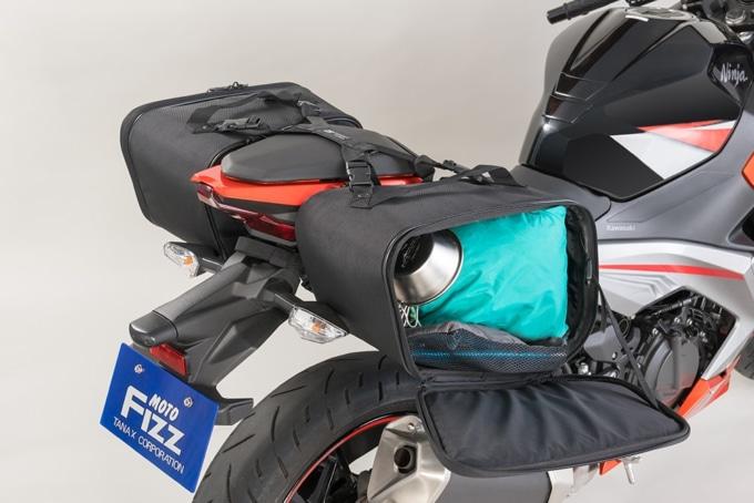 MFK-262 ライトスポルトサイドバッグ 使用例