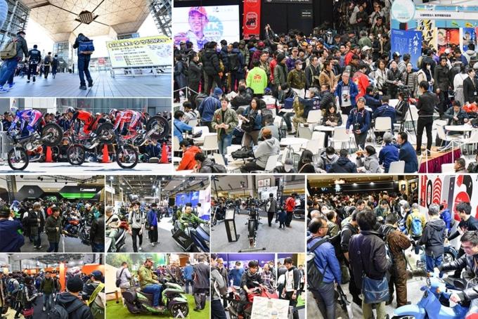 前年を上回る約15万人がビッグサイトに集結!東京モーターサイクルショー 2019 レポート
