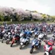 2019 CBオーナーズミーティング in HSR九州 駐車場
