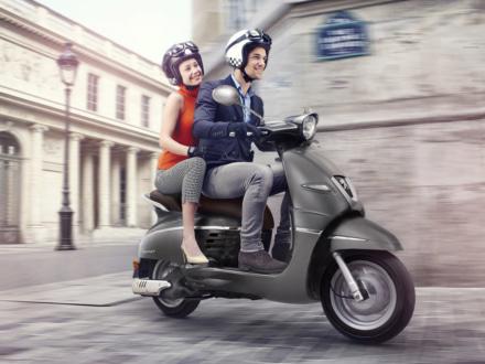 プジョースクーター・ジャンゴシリーズに50cc&150ccモデル計6機種が登場!