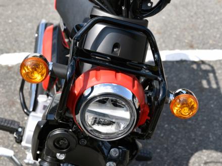 HONDA クロスカブ110 くまモンバージョン ヘッドライト