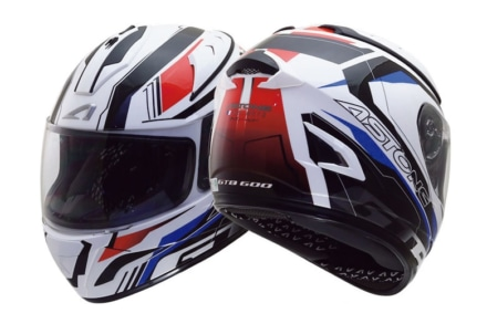 仏ヘルメットブランドASTONEの製品が日本上陸