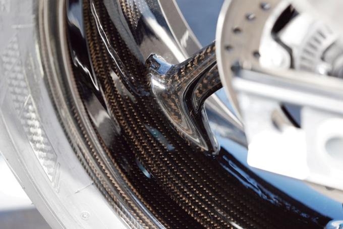 2019年式 BMW S1000RR Mパッケージ カーボンホイール