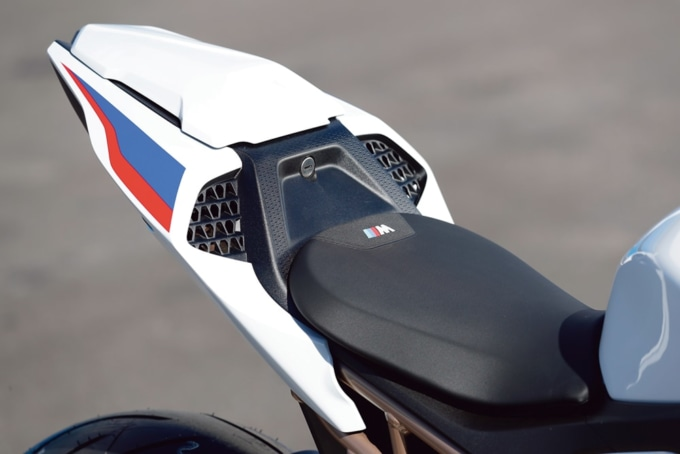 2019年式 BMW S1000RR Mパッケージ シングルシート