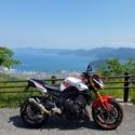 初夏、野呂山から瀬戸内を望む