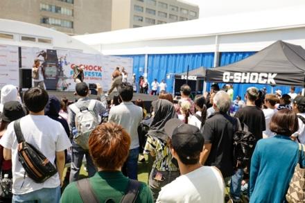 約3000人が来場!G-SHOCK FAN FESTA 2019 -CHALLENGE SPORTS- 開催レポート