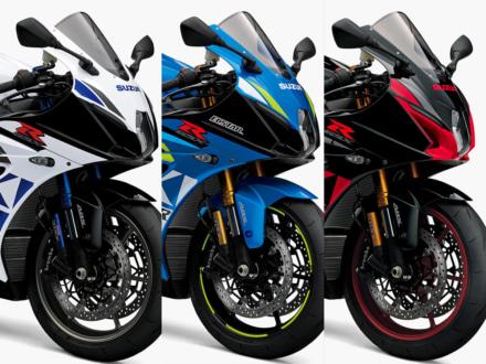 カラバリ変更に加え、さらなる熟成を重ねた2019年モデルのGSX-R1000R ABSが販売スタート!