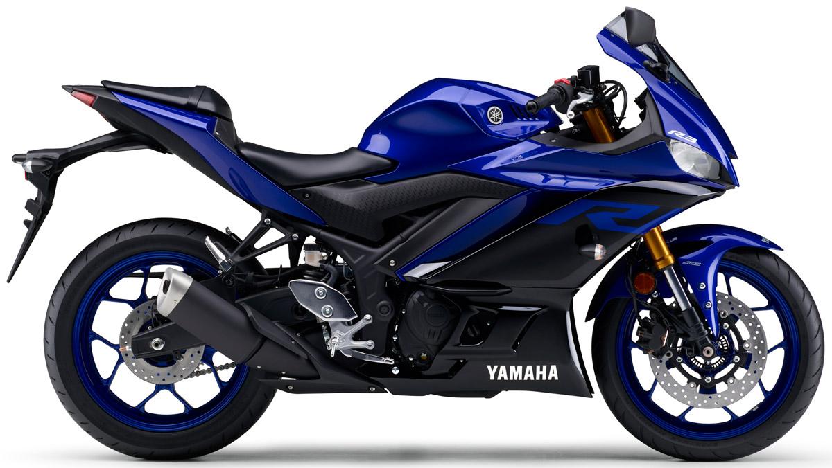 R25に続いて ヤマハ Yzf R3 Absの2019年モデルも登場 2019年6月10日