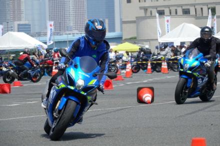 スズキの大試乗会『スズキ ファンRIDEフェスタ』が2019年6月より全国9会場で全11回開催