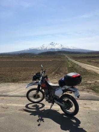 北海道・斜里岳