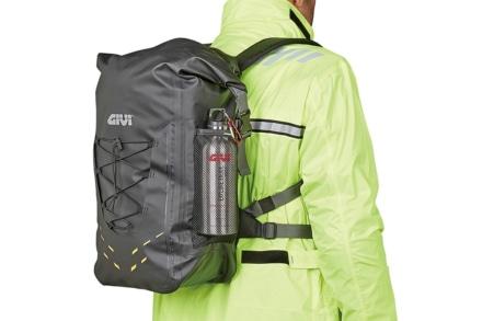 GIVIから通勤・通学・街乗りに適したサイズ感の防水バックパックが登場