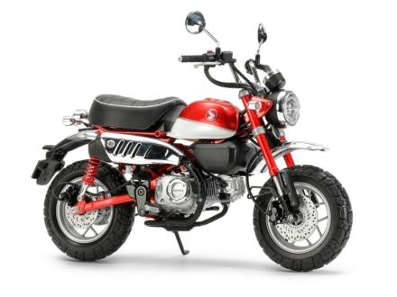 新世代モンキーがプラモデルに!タミヤから『1/12 Hondaモンキー125』が登場