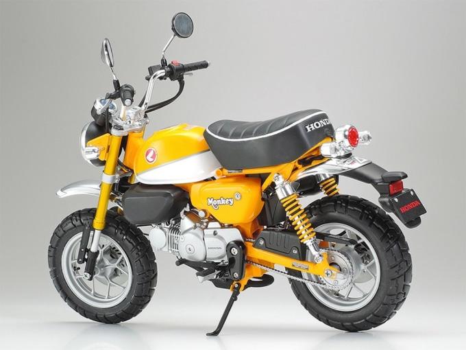 タミヤ 1/12 Honda モンキー125