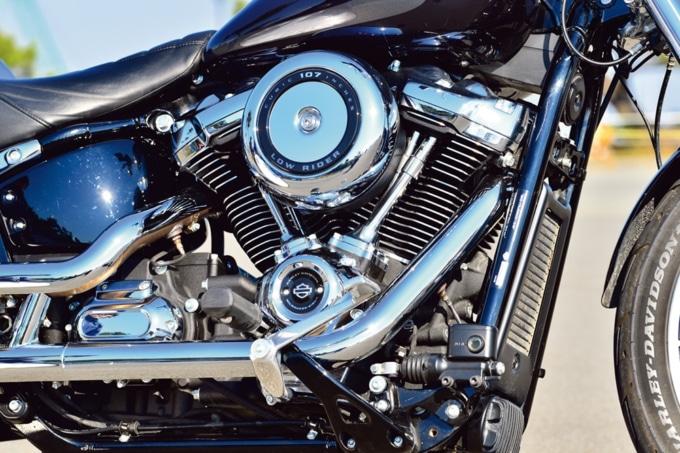 HARLEY-DAVIDSON LOW RIDER エンジン