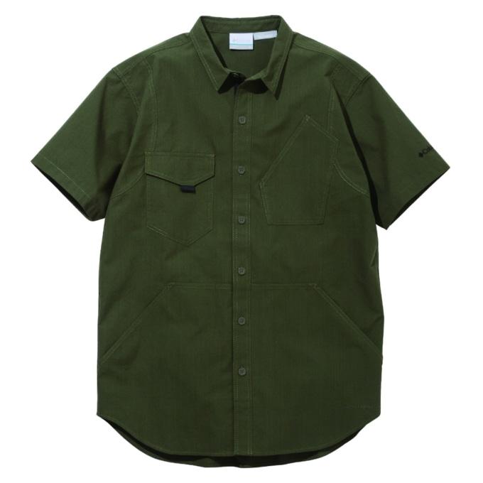 ヒューソンパークショートスリーブシャツ