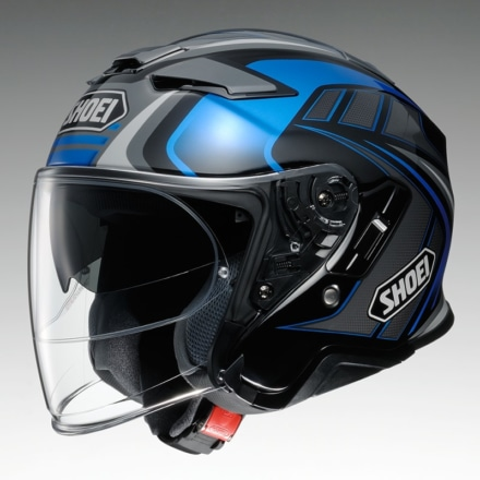 SHOEI J-Cruise Ⅱ AGLERO TC-2(ブルー×ブラック)