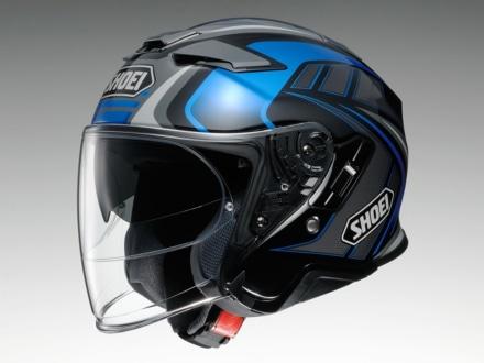 SHOEIから新型高機能ジェットヘルメットのグラフィックモデル『J-Cruise Ⅱ AGLERO』が登場