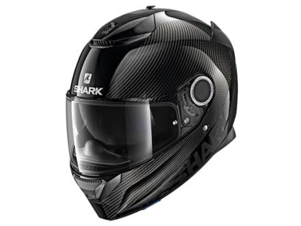 SHARKのインナーバイザー付きヘルメット『SPARTAN』シリーズにカーボンモデルが登場