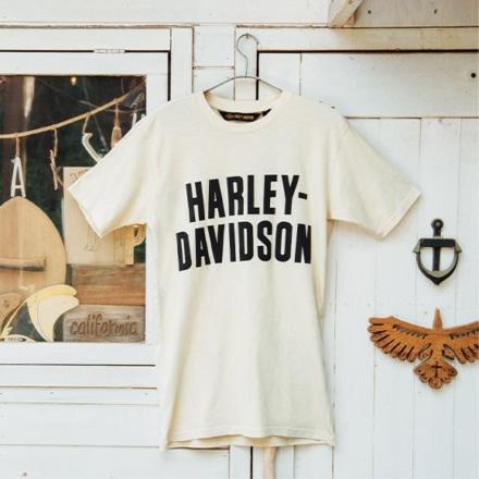 ハーレーダビッドソン 「LIVE YOUR LIFE」キャンペーン 副賞 オリジナルTシャツ