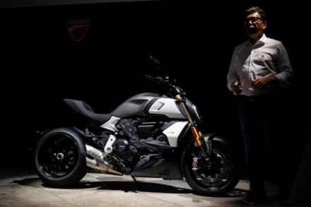 新型ディアベルのお披露目を兼ねたミーティング『Ducati Diavel Meeting @ Pier-01』開催レポート