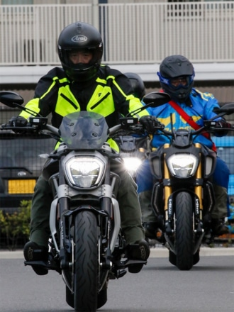 Ducati Diavel Meeting @ Pier-01でDiavel1260を試乗